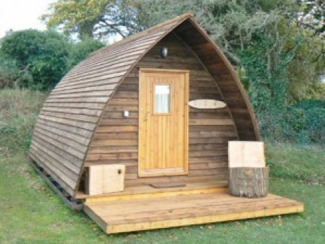 Glamping Pods Cornwall - Tehidy Holiday Park